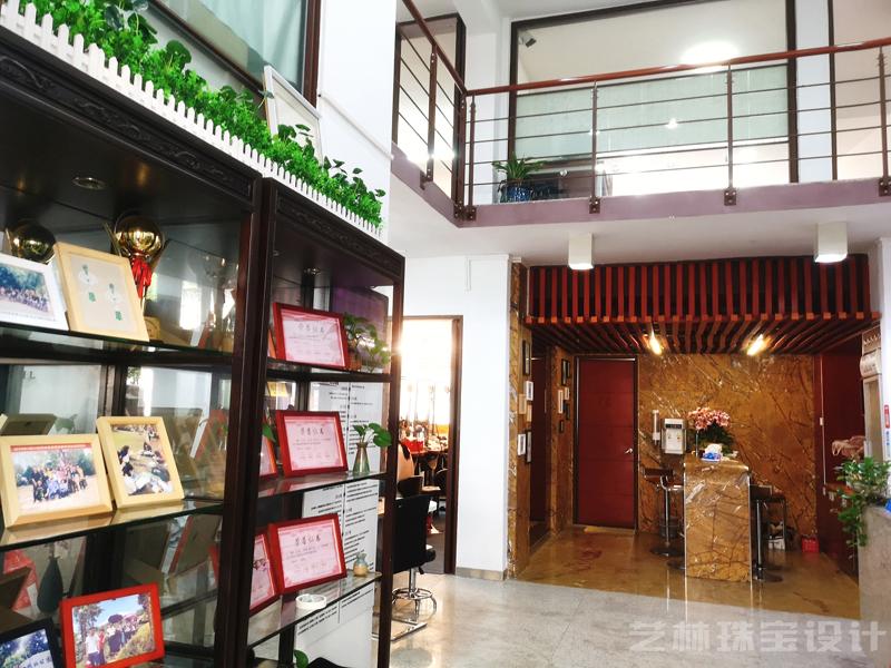 艺林珠宝设计中心环境全方位实拍